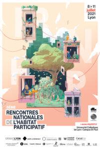 Rencontres Nationales de l'Habitat Participatif 2021